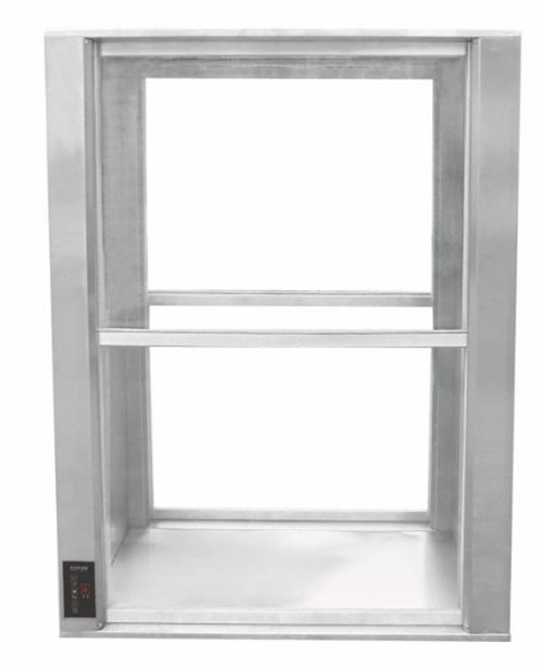 手动升降式传递窗又称为手动升降式传递柜或者上下升降手动传递窗