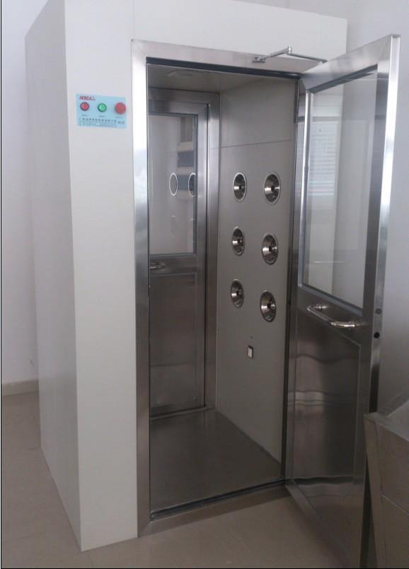 净水机隔膜增压水泵生产车间风淋室