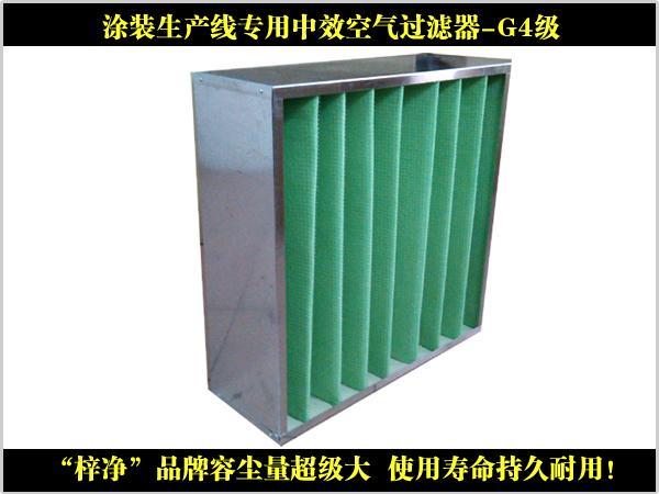 涂状生产线吸尘设备专用空气过滤器
