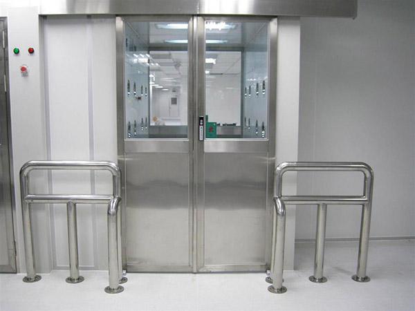 自动感应平移门huo淋室