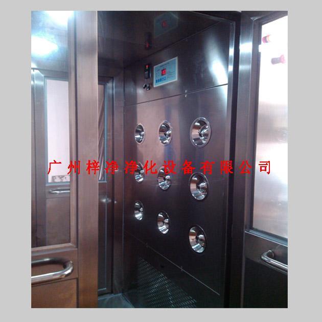 电加热风淋室实物特写图片(三)