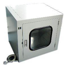 电子联锁传递窗是洁净室内外或洁净室之间传递物品时起到隔断气流贯穿作用的孔口传递装置。可防止随物品传递传播污染,并有利于洁净室对外维持正压