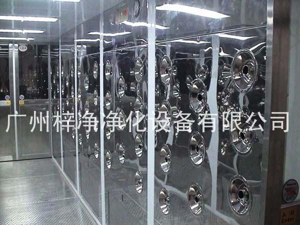 全不锈钢货淋室采用优质sus304不锈钢制作