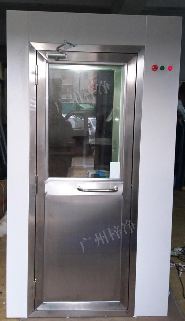 ZJ-AAS-1200-1型风淋室通过人数为1-2人每次