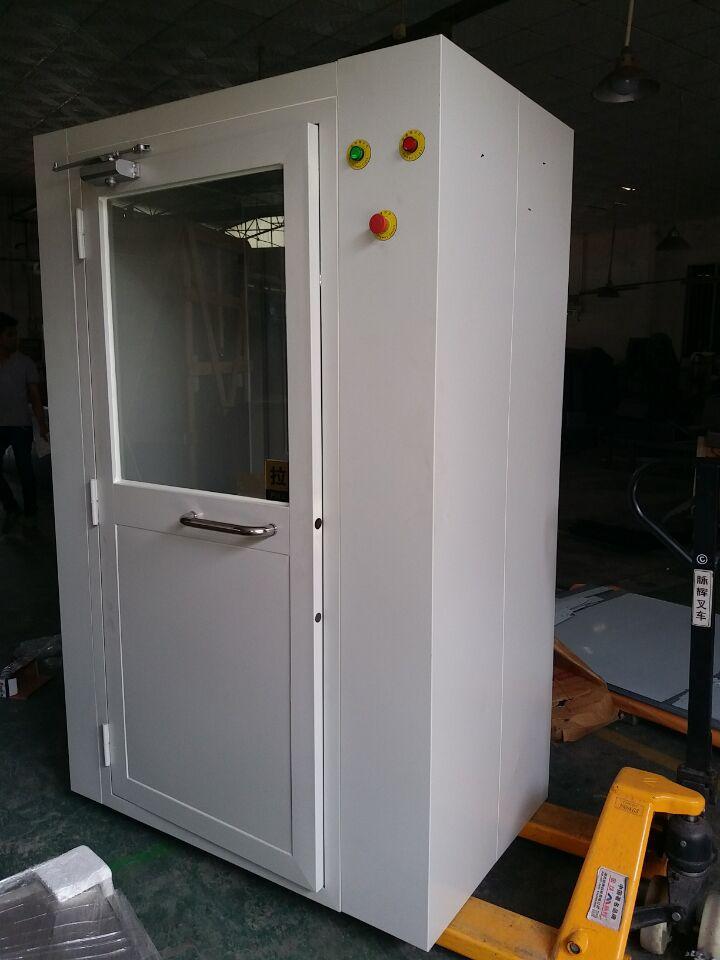 钢板烤漆风淋室