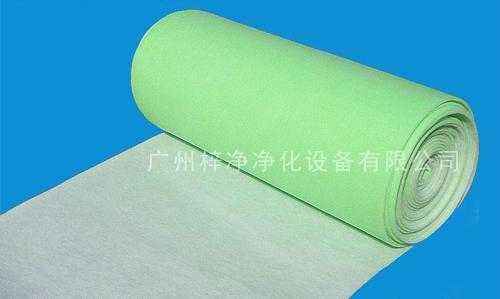 G4级白色针刺棉(进口聚酯纤维)