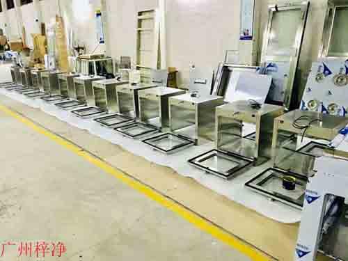 传递chuang标准清洁规程(配件,互锁,控制器)